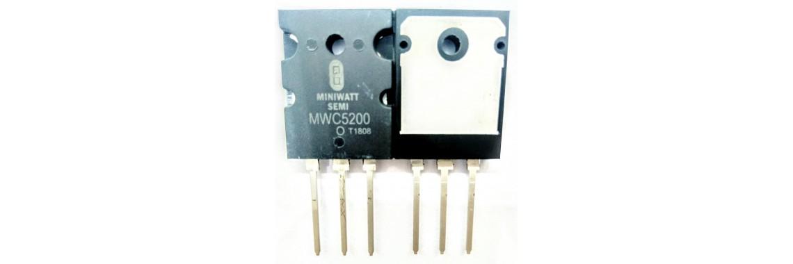 TRANSISTOR MINIWATT MWC5200