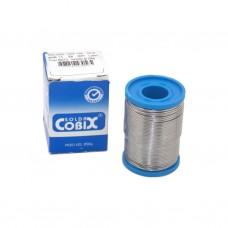 Estanho Cobix Para Solda - 60 X 40 Fio de 1,0 mm - 250g